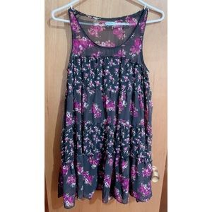 4/$10 NWOT Floral dress from urban outfitters